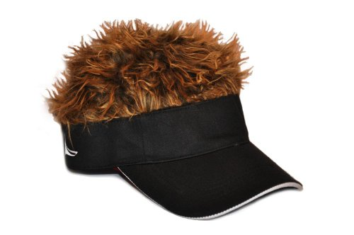 flair-hair-original-visor-black-visor-with-brown-hair
