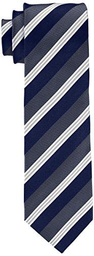 Joop! Herren 17 JTIE-06Tie_7.0 10004097 Krawatte, Blau (Dark Blue 401), 7 (Herstellergröße: One)
