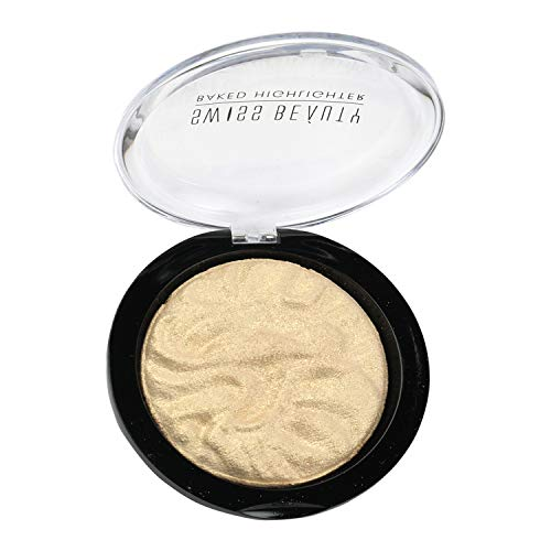 Swiss Beauty Professional Baked Blusher And Highlighter(04)