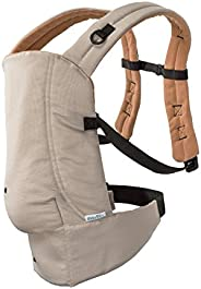 Evenflo Natural Fit Baby Carrier 3-20Kg, Khaki Orange