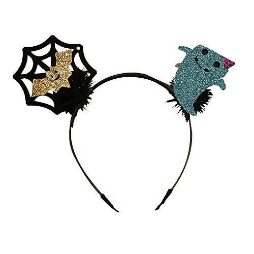 Kostüm City Heroes Sets Of - YWLINK Halloween-Stirnband Süß Cartoon Haarband KüRbis-Kopfbedeckung Halloween Dekoration FüR Damen MäDchen(D,Einheitsgröße)