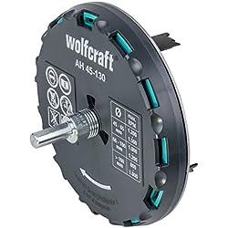 Wolfcraft 5978000 Scie Cloche Ah Réglable