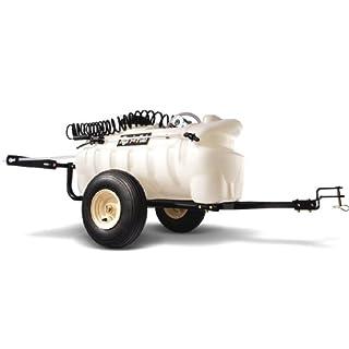 Agri-Fab AG45-0293 25gal Pro Towed Sprayer - White/Black