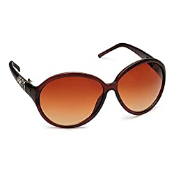 Olvin Oval Womens Sunglasses (OL273-02)