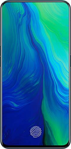 "OPPO Reno Smartphone (Pantalla 6.4"" AMOLED, 4G Dual Sim, 6GB/ 256GB, QualcommSnapdragon 710, cámara Trasera 48 Mpx + 5Mpx, batería 3.765 mAh, Android 9), Verde"