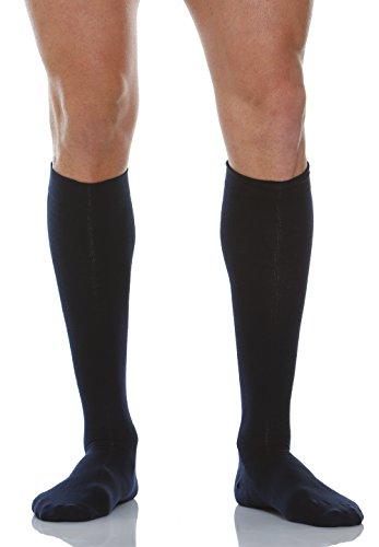 relaxsan-820m-bleu-teille-6-chaussettes-de-maintien-femme-homme-en-fibre-de-lait-compression-graduee