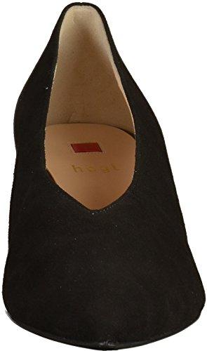 Högl - Scarpe col tacco punta chiusa Donna Nero