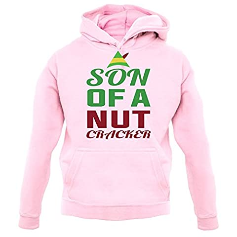 Son of a Nutcracker - Unisex Sweat/Pull - Rose Clair