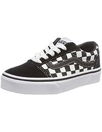 Vans Unisex-Kinder Ward Suede/Canvas Sneaker