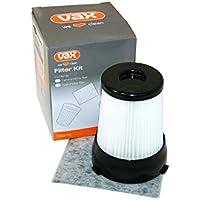 VAX-Kit filtro HEPA per aspirapolvere VAX (modelli VEC101, VEC102, C90-P1-H-E)-Kit