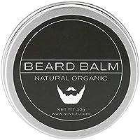 Crema de afeitar para hombre, hidratante y flexible, ayuda a dar forma a la barba, dedicada a los peluqueros-30g