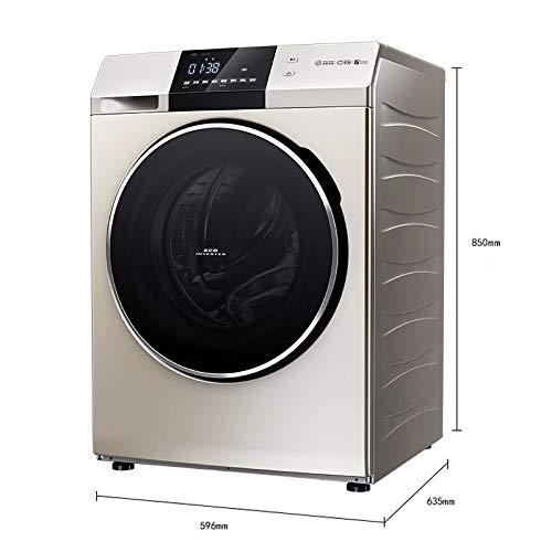 9 kg Inteligente Tambor frecuencia de esterilización de Aire máquina de Lavado con ozono se lavan...