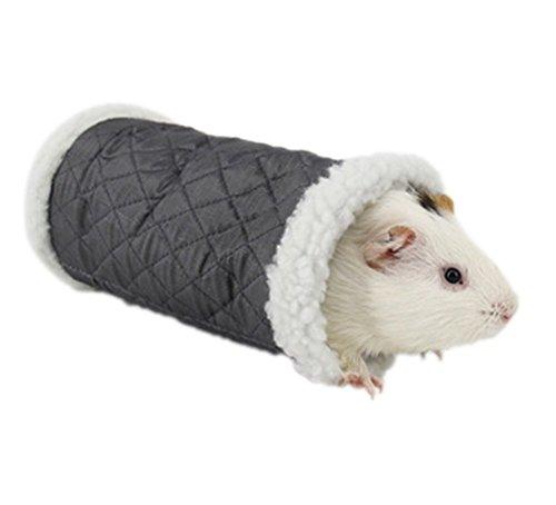 Demarkt Hamster Nest Schlafsack Kleine Haustier Sanal-Spielzeug grau -