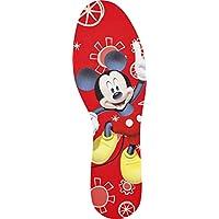 DISNEY Mickey Einlegesohle zum Zuschneiden für Kinder und Jugendliche, hält die Füße schön frisch, 1er Pack (1... preisvergleich bei billige-tabletten.eu