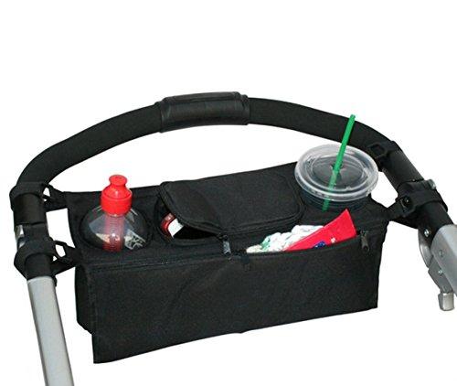 Ashdown Passeggino Organizer cup holder Passeggino accessori borsa Organizer cibo snack