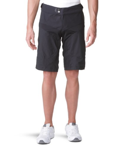 CRAFT 1900683 Performance Bike Loose Fit Shorts, 9999 black, 4 = S