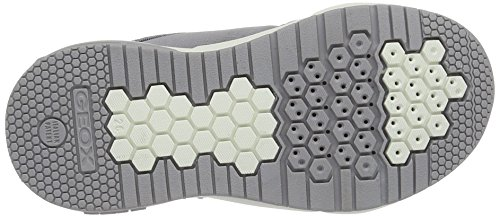 Geox J Hideaki E, Sneakers Basses Fille Gris (Greyc1006)