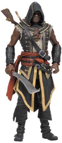 Assassins Creed Series 2 Adewale Figura De Acción