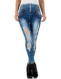 a37b7daa3f6e Suchergebnis auf Amazon.de für  Destroyed Jeans Damen  Bekleidung