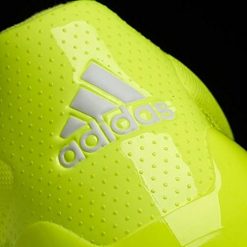 Adidas ACE 15.1 SG Leather schwarz - gelb - weiß