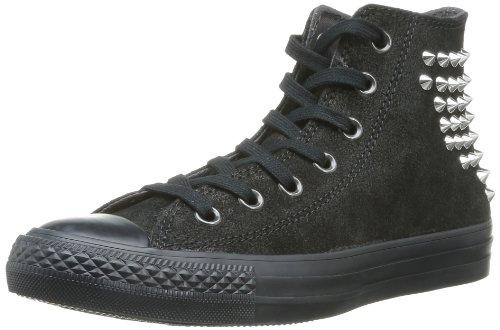 Converse  Chuck Taylor Col Stud Hi,  Sneaker donna Nero