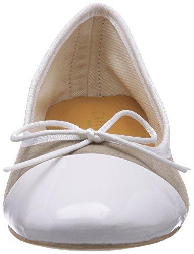 CafèNoir - Ballerinas, Ballerine Donna Beige (Beige (273 TAUPE))