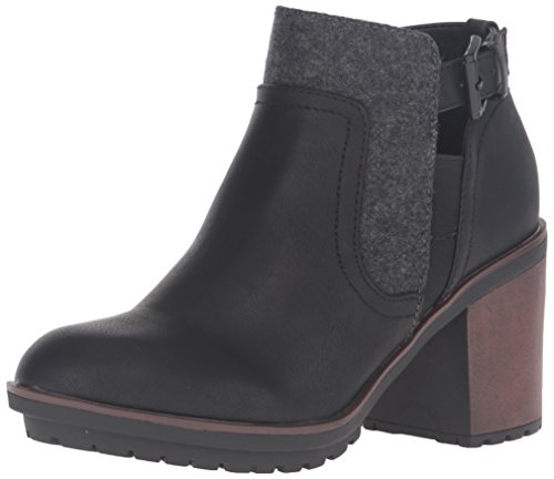 Rocket Dog Reese Femmes Synthétique Bottine Black Lewis