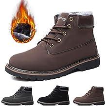 Amazon.it  scarpe scamosciate uomo - Marrone 90319c8fe75