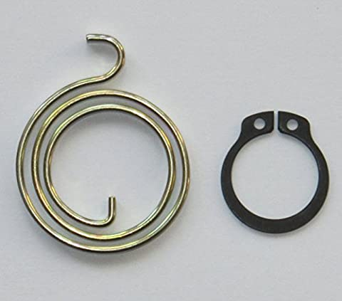 Door Handle Spring Repair Kit (six 2.5-turn, 2.5mm thick coils