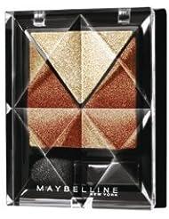 Maybelline New York Eyestudio Duo Nr. 720 Brownie Gold Farbe: Braun / Gold Lidschatten
