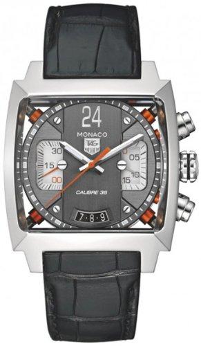 TAG Heuer Monaco 24 Calibre 36 Automatik Chronograph Limited Edition CAL5112.FC6298