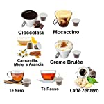 CiaoCaffè 50 Capsule Tè al Limone 100% NESPRESSO Compatibili