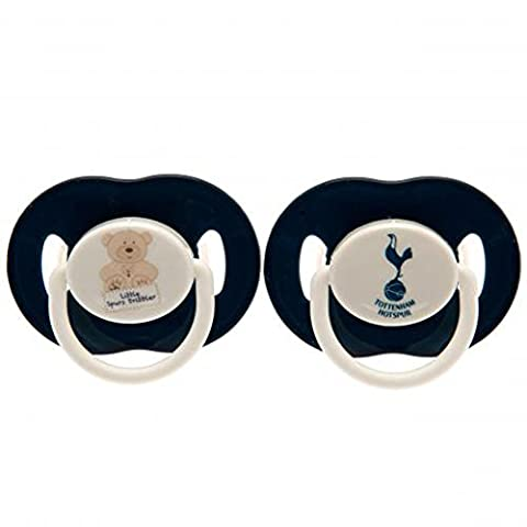 Official Football Soothers Dummies (Tottenham Hotspur FC)