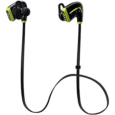 Auriculares Bluetooth de VicTsing Inalámbrica Estéreo para Correr, Manos Libres para iPhone, iPad, LG G2, HTC uno M7 M8, Google Nexus, Sony Xperia y Los Móviles