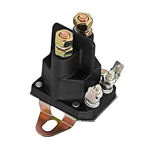 YouN 4-Pole Starter Solenoid for Briggs and Stratton Tractor Ariens Grasshopper