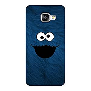 Aww Cute Ghost Back Case Cover for Galaxy A3 2016