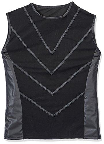 Preisvergleich Produktbild Svenjoyment Underwear Herren Jeanshemd 21609781721, Schwarz (Nero 001), Large