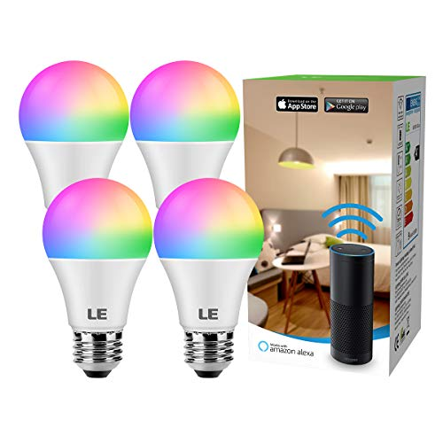 LE iLUX Bombilla LED WIFI
