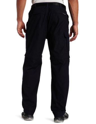 41wyY0gpwKL - Craghoppers Men's Kiwi Convertible Trouser, Black