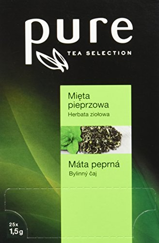 PURE Tea Pfefferminz, 1er Pack (1 x 38 g)