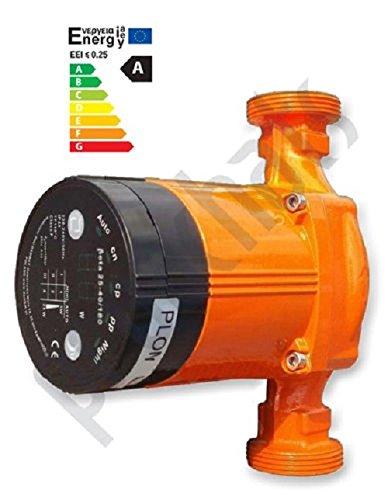 Circulateur électronique BET 25 – 60 / 180 pour chauffage central