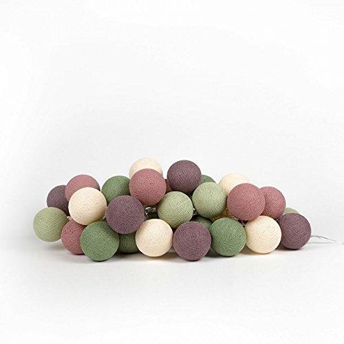 Cotton Ball Lights 716855431318