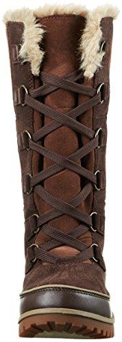Sorel Tivoli High Ii, Stivali da Neve Donna Marrone (Tobacco, Flax 256Tobacco, Flax 256)