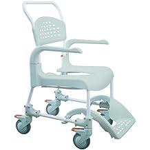 Etac Clean - Silla de ruedas para ducha (asiento de 55 ...
