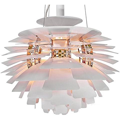 MJCOO Castagne di dadi creativo nei lampadari di Chiba , 48cm white