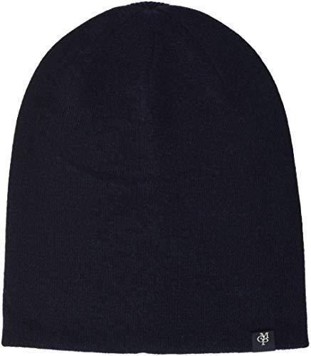 Marc O'Polo Herren 829506001080 Baseball Cap, Blau (Darkest Blue 895), One Size (Herstellergröße: OSO)