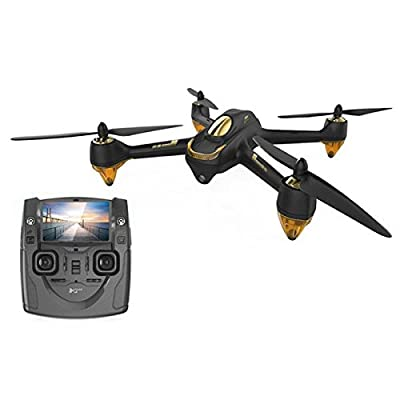 PhilMat Hubsan H501S X4 5.8G FPV Brushless With 1080P HD Camera GPS RC Quadcopter RTF from Phil Mat BG