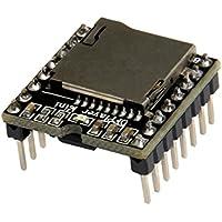 WINGONEER TF Carte U Mini Lecteur MP3 Carte Audio Voice Module pour Arduino DFPlay