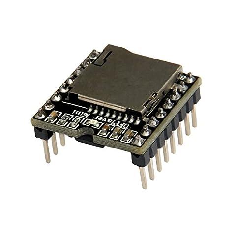 WINGONEER TF Karte U Disk Mini MP3 Player Audio Voice Modul Board für Arduino DFPlay