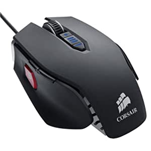 Corsair Vengeance CH-9000022-EU M65 Performance FPS  8200 DPI Laser Gaming Maus, Schwarz
